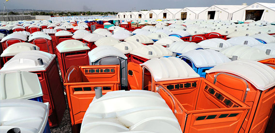 Champion Portable Toilets in Anderson, IN